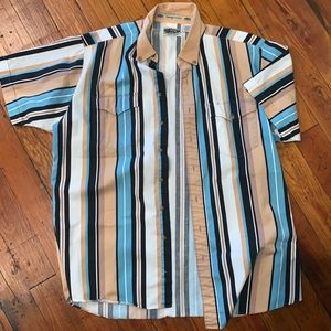 Vintage Cumberland Outfitters shirt GUC
